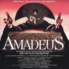 Neville Marriner - Amadeus  Boxed Set, Deluxe Edition