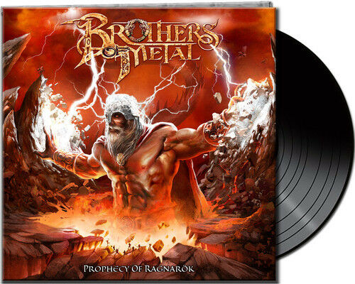 Brothers Of Metal - Prophecy Of Ragnarok
