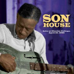 Son House - Live At Oberlin College April 15 1965  Reissue