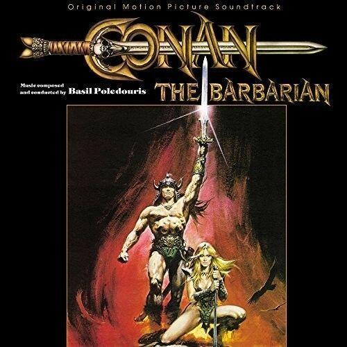 Basil Poledouris - Conan the Barbarian (Original Soundtrack)