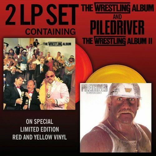 Various Artists - Wrestling Album / Piledriver 30th Anniv Ed  Holland