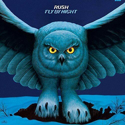 Rush - Fly By Night  Digital Download