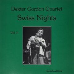 Dexter Gordon - Swiss Nights 3-180 Gram  180 Gram