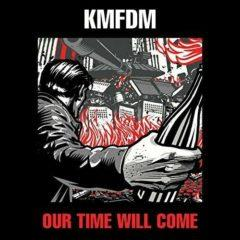 KMFDM - Our Time Will Come  Colored Vinyl,  Red