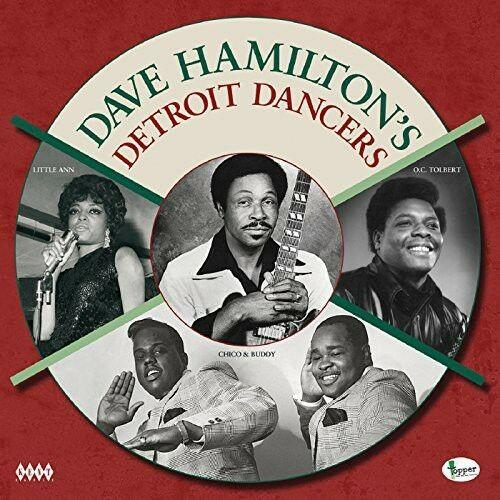 Various Artists - Dave Hamilton's Detroit Dancers