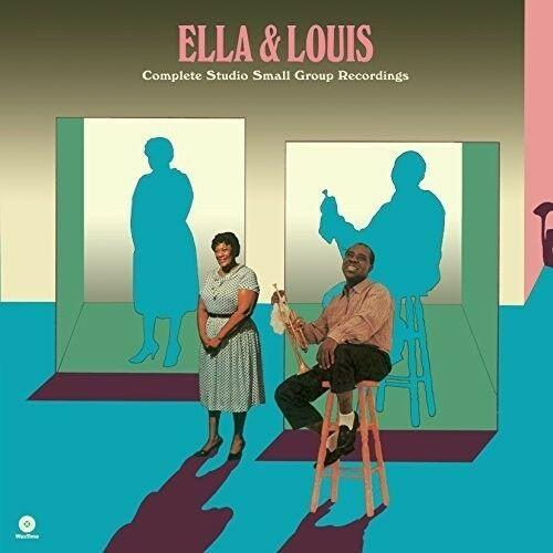 Ella Fitzgerald / Lo - Complete Studio Small Group Recordings