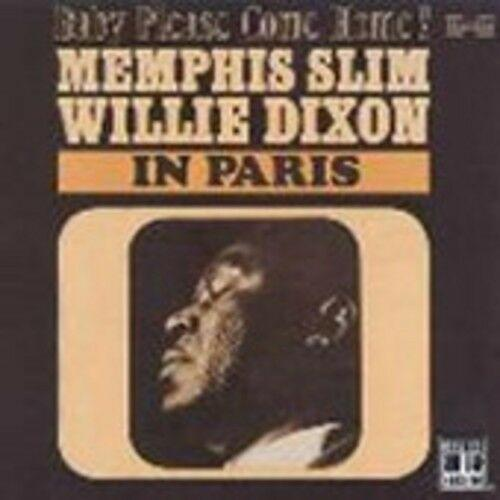 Willie Memphis Slim & Dixon, Memphis Slim - In Paris