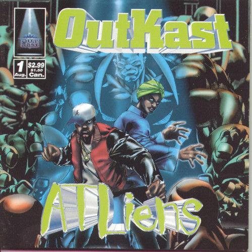 OutKast - Atliens  Explicit