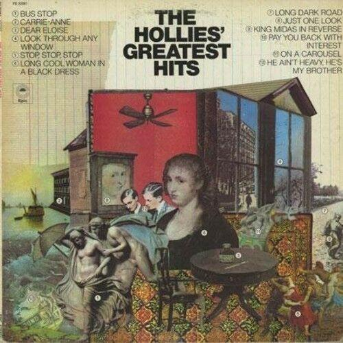 The Hollies - Hollies' Greatest Hits  180 Gram