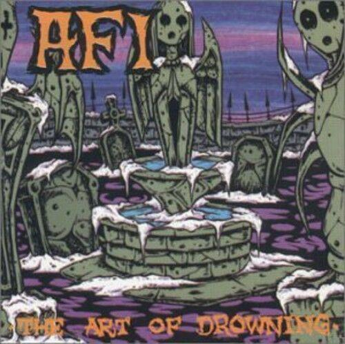 AFI, A.F.I. - Art of Drowning  Colored Vinyl