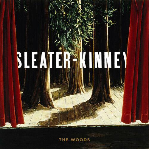 Sleater-Kinney - Woods  Digital Download
