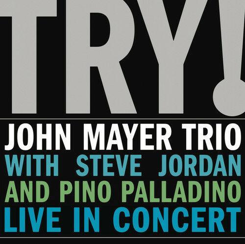 John Mayer, John Mayer Trio - John Mayer Trio Live