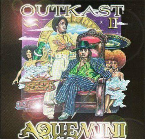OutKast - Aquemini  Explicit