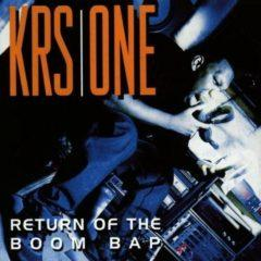 KRS-One - Return of the Boom Bap  Explicit