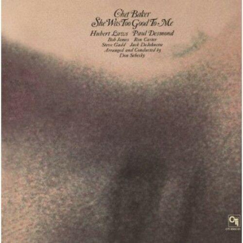Chet Baker - She Was Too Good to Me  180 Gram