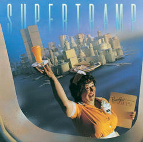 Supertramp - Breakfas in America  Reissue