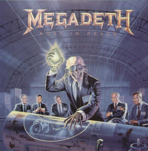 Megadeth - Rust in Peace   180 Gram