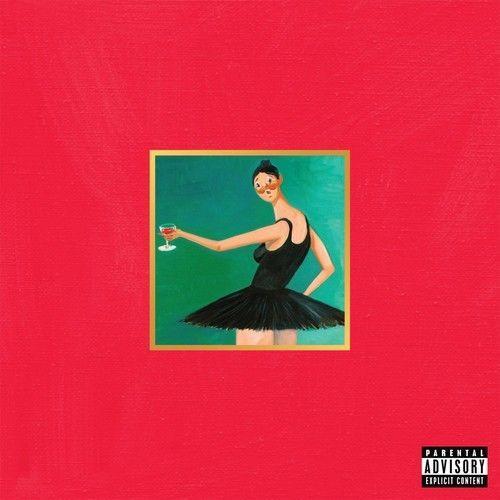 Kanye West - My Beautiful Dark Twisted Fantasy  Explicit,  Pos