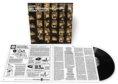 Glenn Gould - Bach: Goldberg Variations BWV 988 (1955 Recording)  Hol