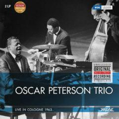 Oscar Peterson - Live in Cologne 1963