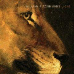 William Fitzsimmons - Lions  Digital Download