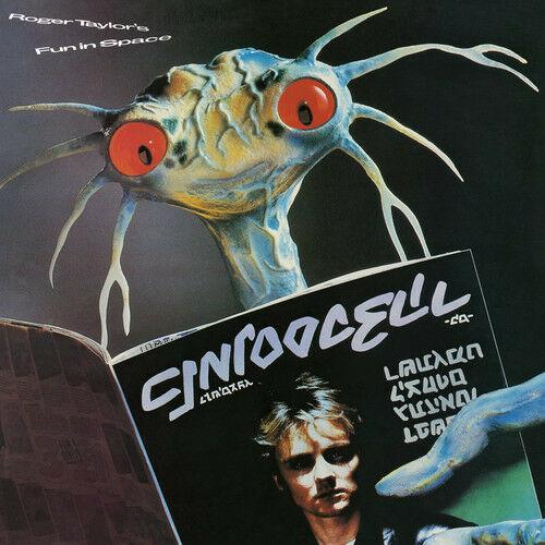 Roger Taylor - Fun in Space  Clear Vinyl