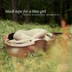 Black Tape for a Blu - These Fleeting Moments  Black, Green