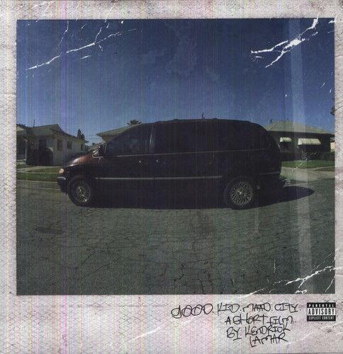Kendrick Lamar - Good Kid: M.A.A.D City