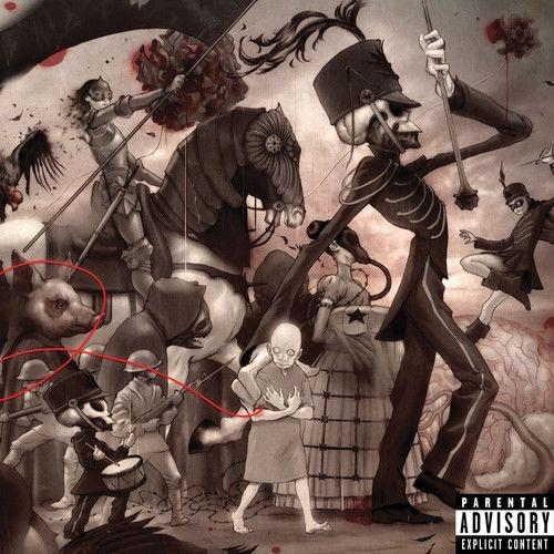 My Chemical Romance - Black Parade  Explicit