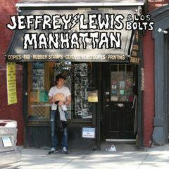 Jeffrey Lewis & Los Bolts - Manhattan  Digital Download
