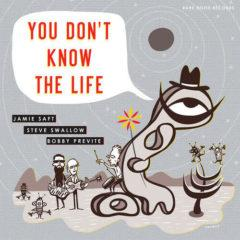 Jamie Saft / Swallow - You Don't Know The Life