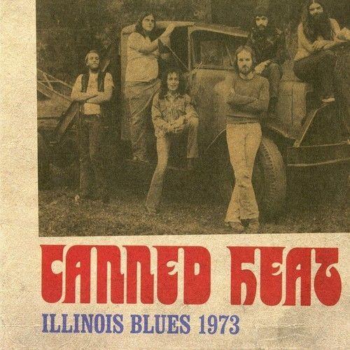 Canned Heat - Illinois Blues 1973
