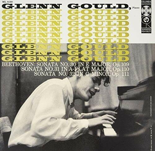Glenn Gould - Beethoven Sonatas 30-32  180 Gram