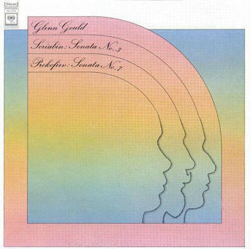 Glenn Gould - Scriabin & Prokofiev - Piano Sonatas  180 Gram