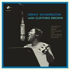 Dinah Washington & Brown, Clifford - With Clifford Brown