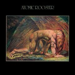 Atomic Rooster - Death Walks Behind You  Colored Vinyl,  Delux