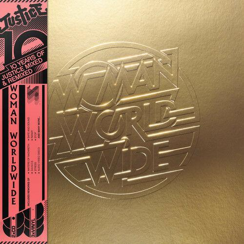 Justice - Woman Worldwide  With CD