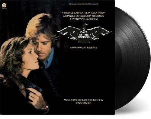 Dave Grusin - 3 Days of the Condor (Original Soundtrack)