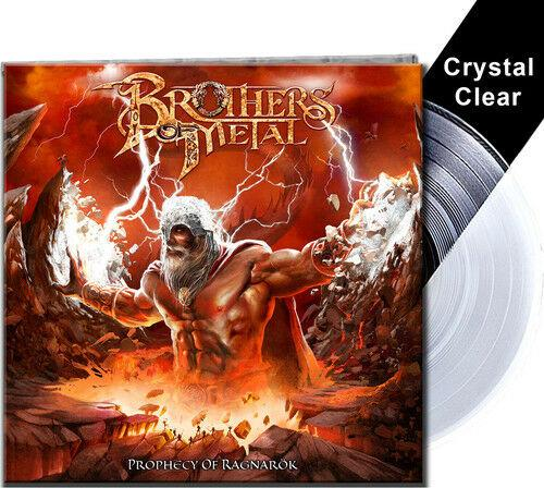 Brothers Of Metal - Prophecy Of Ragnarok (Clear Vinyl)
