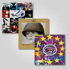 U2 - U2 2LP Reissue Bundle