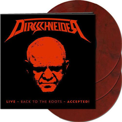 Dirkschneider - Live - Back To The Roots - Accepted! (Colour)
