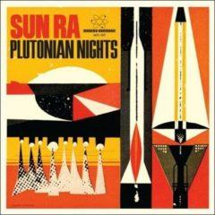 Sun Ra - Plutonian Nights/Reflects Motion (Part One) (7 inch Vinyl)
