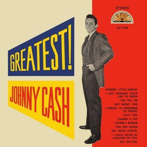 Johnny Cash - Greatest
