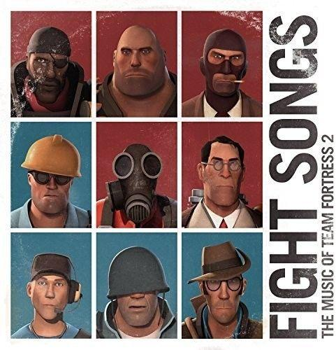 Valve Studio Orchestra – Fight Songs: The Music Of Team Fortress 2