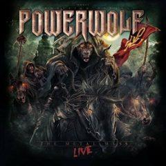 Powerwolf - Metal Mass Live