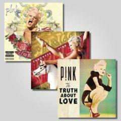 Pink - Pink Lp Bundle