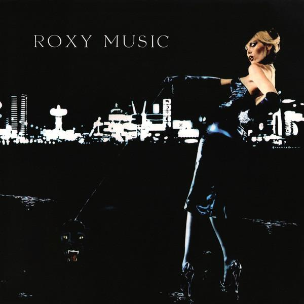 Roxy Music ‎– For Your Pleasure