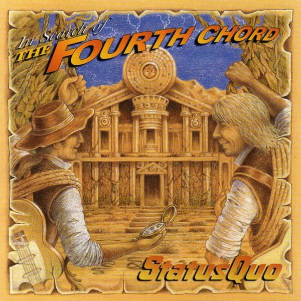 Status Quo ‎– In Search Of The Fourth Chord