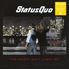 Status Quo ‎– The Party Ain't Over Yet
