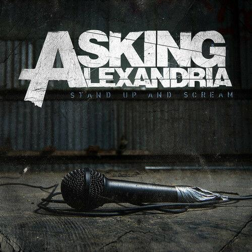 Asking Alexandria - Stand Up & Scream  Colored Vinyl, Digital Down
